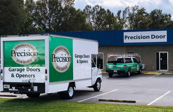Precision Overhead Garage Door Repair Of Lakeland, FL
